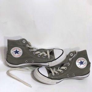 Converse high top shoes size 4.5 men , 6.5 women